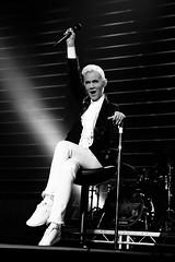 Roxette @ HMH Amsterdam 2015-8 (stonechambermedia) Tags: show bw white black amsterdam marie canon concert tour live per roxette hmh gessle fredriksson