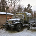 "Military Jeep SUV in garden under snow • <a style=""font-size:0.8em;"" href=""http://www.flickr.com/photos/127988158@N04/18227737261/"" target=""_blank"">View on Flickr</a>"