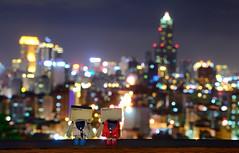 (Eson Huang) Tags: night nikon dusk taiwan kaohsiung nightview   dando      danboard    d5100