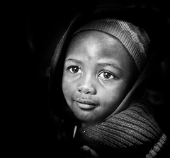 south africa - sud africa (peo pea) Tags: africa portrait blackandwhite bw del portraits town south bn cape ritratti capo ritratto bianconero township sud citt langa