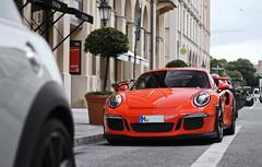Well... (WuschelPuschel458) Tags: camera orange cars car race canon photography lava cool 911 automotive porsche 40 rs sportscars supercars 991 gt3 997 lightweight carspotting carporn carphotopraphy