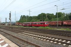 2x VT98 door Hagen Vorhalle (vos.nathan) Tags: 98 vs hagen vt 104 9796 uerdinger vorhalle vt98 schienenbusse