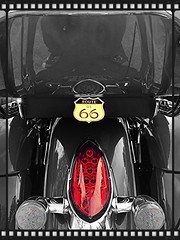Route US 66 (Ludo Road-SixtySix) Tags: roadmaster indianmotorcycle