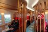 Compartments DSC02898 JR Special train (Recliner) Tags: japan specialtrains