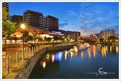 punggol waterway point (fiftymm99) Tags: singapore shoppingmall punggol shoppingcenter hdb waterway housingestate fiftymm99 nikond750 punggolwaterwaypoint