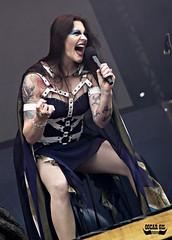 Nightwish_04 (Oscar Gil Escobar) Tags: show concert live concierto thesubways nightwish biffyclyro 2016 royalrepublic canoneos1100 rockinvienna