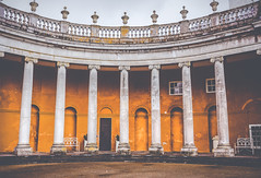 Palladian Style (Ails N hgeartaigh) Tags: world ireland color colour architecture zeiss buildings outside europe european arch outdoor earth sony historic pillars za a7 kildare palladian