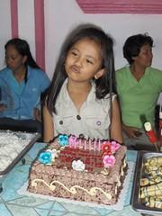 Birthday girl (JUST THE PHILIPPINES) Tags: girl beautiful asian asia pretty lipa manila filipino batangas ate filipina garcia oriental kuya jeepney calapan dose valenton batino