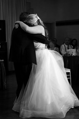 02469165-76-Mike and Lindsey Wedding-45-Black and white (Jim There's things half in shadow and in light) Tags: wedding portrait blackandwhite love michael paige april lindsey hurley canon5dmarkiii canonef50mmf18stmlens
