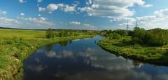omyski Park Krajobrazowy Doliny Narwii (jacekbia) Tags: park panorama nature canon river landscape spring outdoor poland polska natura wiosna przyroda hugin rzeka narew ki podlasie krajobraz oma 1100d