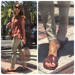 Feliz viernes a todos!!!!! Hoy en el blog/ today on the blog! #elblogdemonica #inspiracion #fashion #fashionblogger #instafashion #happy #comfylook #outfit #whatiwore #lookoftheday #lookdeldia #comfyfriday #zara #flats #trendy #moda #streetstyle (elblogdemonica) Tags: hat fashion shirt bag happy shoes pants details moda zapatos jacket trendy tendencias looks pantalones sombrero collar camiseta detalles outfits bolso chaqueta pulseras mystyle basicos streetstyle sportlook miestilo modaespaola blogdemoda springlooks instagram ifttt tagsforlike elblogdemonica