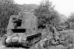 "15cm sIG33 L/12 auf Pzkpfw I Ausf.B • <a style=""font-size:0.8em;"" href=""http://www.flickr.com/photos/81723459@N04/27308326475/"" target=""_blank"">View on Flickr</a>"