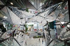 -   - TOKYU PLAZA OMOTESANDO HARAJUKU (W!nG 7) Tags:   tokyu plaza omotesando harajuku   jp tokyo fashion snapshot fujiflim xt1 1024mm
