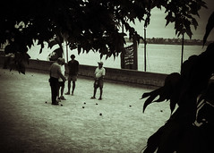 20150810-43_Boules or Petanque game in progress_St Malo (gary.hadden) Tags: brittany petanque boules stmalo streetgame