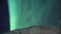 remember remember those days in December (lunaryuna) Tags: norw3ay arcticregion troms russelv peninsula mountain mountaintop starrynight nmightsky auroraborealis northernlights nordlichter streamingup wintersky winter season seasonalwonders thecoloursofcold snowcappedmountain natrure lunaryuna