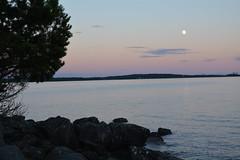 laue Sommernacht / warm summernight in Karlstad (r.stopable1) Tags: bergvik vrmland sverige karlstad schweden sweden vnnern lake see abenddmmerung nightfal dusk twilight dmmerung landschaft landscape