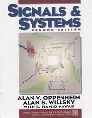 Signals e systems (Biblioteca IFSP SBV) Tags: analise de sistemas teoria dos sinais