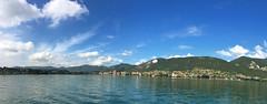 (Paolo Cozzarizza) Tags: italia lombardia brescia paratico acqua lago lungolago panorama cielo