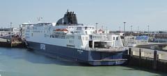 MV Cote Des Dunes (lcfcian1) Tags: calais france docked boat ferry ferryboat dfds harbour mv cote des dunes mvcotedesdunes