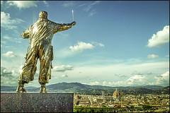 Florence's simphony (FaP ;-)) Tags: firenze florence florencia fortedibelvedere janfabre
