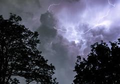 Thunderstorm (nils.wachter) Tags: night nikon long exposure d750 lightning f56 blitz lightroom 65mm 24120 vrii