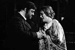 ROH Collections Item of the Month: Donald Southern's starry photographs of <em>La bohème</em>
