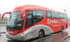 Bus Eireann SP91 (07D83510). (Fred Dean Jnr) Tags: pb killarney expressway scania buseireann irizar sp91 k114 buseireannroute14 may2015 07d83510 killarneystationkerry