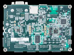 Zybo Zynq-7000 ARM/FPGA SoC Trainer Board (Digilent, Inc.) Tags: digital design hardware video student arm board io sd software memory usb leds professor electronic maker connectivity circuit audio ise development engineer server multimedia fpga embedded hobbyist xilinx microsd fmc edk digilent cortexa9 zybo