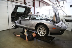 AMMO NYC Ford GT Pre Purchase Inspection