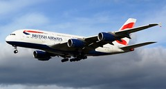 British Airways Airbus A380-841 G-XLEA (Mark 1991) Tags: london heathrow airbus a380 britishairways lhr heathrowairport londonheathrow a380800 gxlea