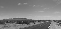 (BCooner) Tags: california highway openroad creosote coloradodesert ca62 westriversidemountains