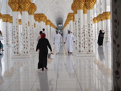 Sheikh Zayed Mosque!