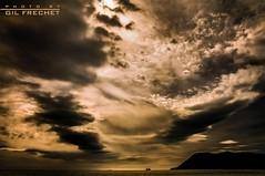 PLAGE DES SABLETTES (GIL FRECHET PHOTOGRAPHIES) Tags: sky france see soleil photo seaside photographie photos p gil plage paysages sud artiste photographe createur frechet seynesurmer sablettes