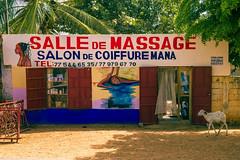 FQ9A6091 (gaujourfrancoise) Tags: africa portraits shops colored senegal coloré afrique boutiques traders nianing tradespeople commercants gaujour naïvepaintingspeinturesnaïves dibiteries