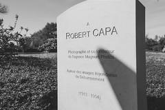 in memory (Suedkollektiv) Tags: bw france memory normandie normandy dday robertcapa