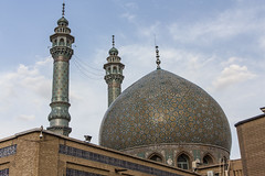 Hazrat-e Masumeh (davidemauro) Tags: iran mosque qom