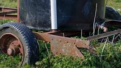 Wheel Decay (warth man) Tags: rust decay wheels farmwheels nikon70300mmvr d7000