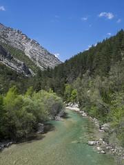 Vue de l'esprit (Titole) Tags: mountain france river provence verdon soleils pontdesoleils titole nicolefaton