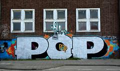 graffiti amsterdam (wojofoto) Tags: holland amsterdam graffiti nederland pop kar ndsm wolfgangjosten wojofoto