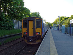 150263 Penryn (Marky7890) Tags: station train cornwall railway penryn gwr sprinter dmu fgw class150 150263 maritimeline 2p89