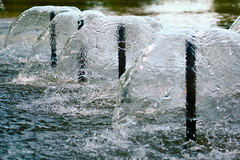 The Living Water (bmachmller) Tags: highlights reflection reflektion tiefenschrfe shadow frash frisch feucht wet