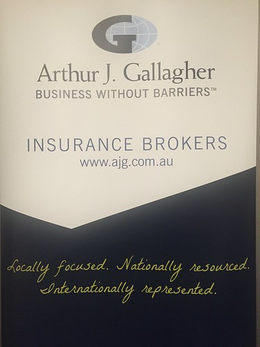 """Arthur J Gallagher Banner • <a style=""""font-size:0.8em;"""" href=""""http://www.flickr.com/photos/143435186@N07/27245912466/"""" target=""""_blank"""">View on Flickr</a>"""