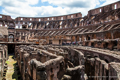 IMG_5906 (DesertHeatImages) Tags: italy rome history monument italian ancient colosseum palentine