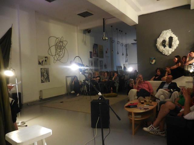 Παρουσίαση: Arcana Lustra - Νεκροταφείο Φορεμάτων @ LYY