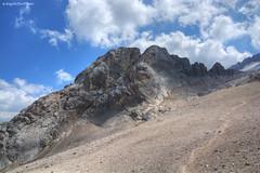 Towards the summit (Angelo Nori) Tags: panorama nature landscape nikon natura summit paesaggi dolomiti ghiacciaio angelonori