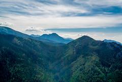 Zakopane mountain horizon (enurweb) Tags: outdoor mountain landscape hill mountainpeak mountainside horizon mountainridge ridge zakopane poland polish nature sky