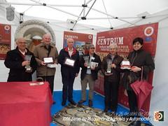 Entrega premios - Concurso de expositores