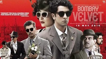 Bombay Velvet Upcoming Film wiki Story|Cast & Crew|Promo|Songs|Release Date