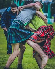 Scottish Backhold Wrestling (FotoFling Scotland) Tags: male kilt perthshire wrestler hold highlandgames kilted georgereid blairatholl scottishwrestlingbond wrestlingbond ryanferrey blairathollgathering
