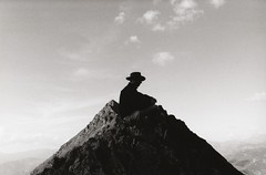 Think higher (Erwan C) Tags: rock montagne high peak bums dharma kerouac moutain clochards célestes